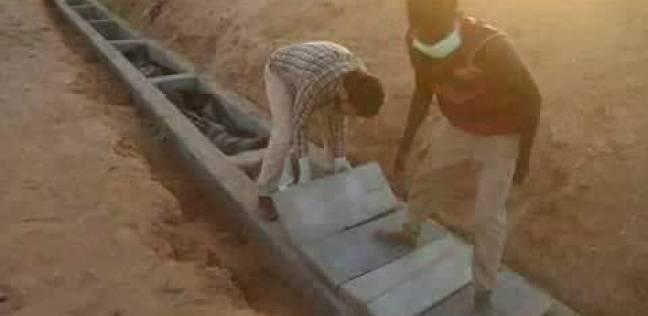 بالصور| الهلال الأحمر الليبي يعثر على أكثر من 116 جثة لمواطنين مصريين