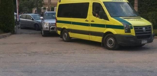 إصابة أمين شرطة عن طريق الخطأ بكمين قسم ثان العريش