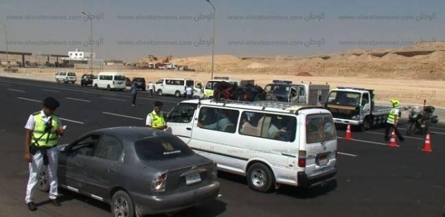 ضبط 7 آلاف و700 مخالفة مرورية في القاهرة خلال 24 ساعة