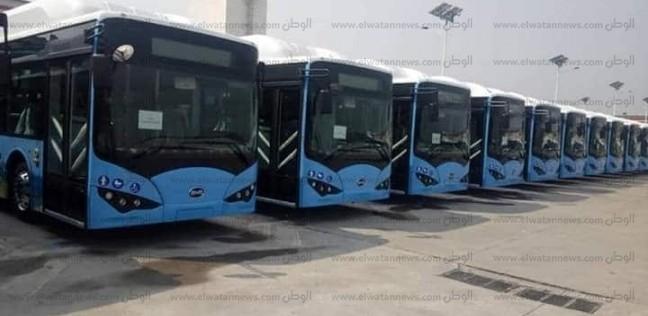 تشغيل 20 أتوبيس نقل عام لربط الشروق بالقاهرة