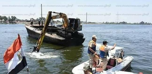 وزارة الري تزيل 88 حالة تعدي على نهر النيل في قنا خلال أغسطس