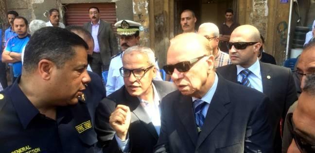 محافظ القاهرة: نسعى لتحويل منطقة شق الثعبان لمدينة صناعية عالمية