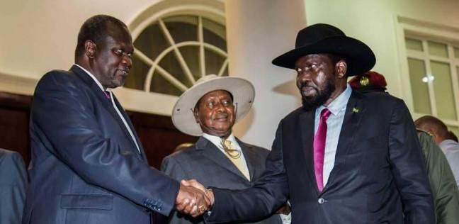 """رئيس كينيا يصل الخرطوم للمشاركة في مراسم توقيع اتفاق """"سلام الجنوب"""""""