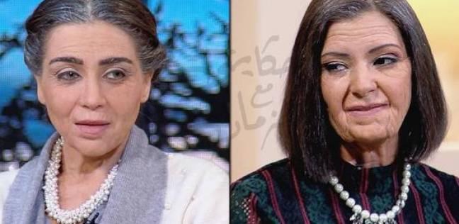 مي عز الدين وشقيقتها