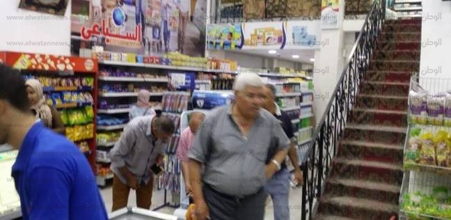 رئيس مدينة طور سيناء يقود حملة تفتيشية على المحلات التجارية