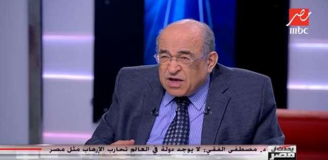 """مصطفى الفقي عن """"صفقة القرن"""": """"مصر تشيل حتة والأردن تشيل حتة"""""""