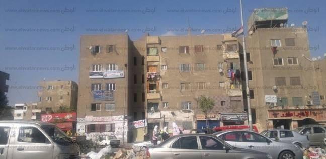 بعد 25 عاما.. مساكن الزلزال بالمقطم «ذكريات من زمن فات»