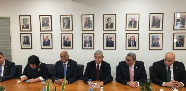 وزير المالية القبرصي: حريصون على زيادة استثمارتنا في مصر