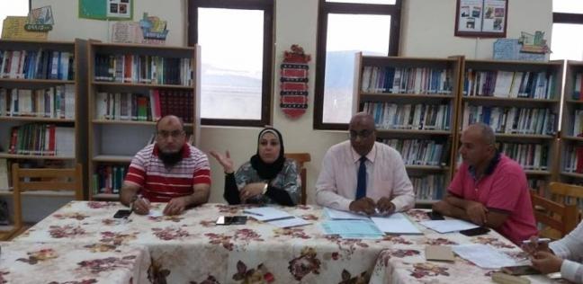"""""""سفراء الخير"""" مبادرة مديرية التعليم للأدوات المدرسية بالإسكندرية"""