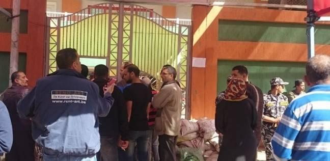 تأخر فتح لجان السلام في بولاق أبو العلا لمدة نصف ساعة