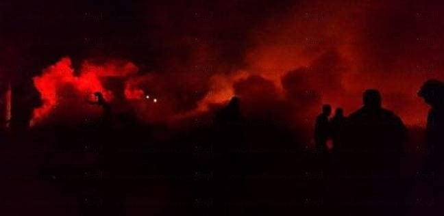 بالفيديو| إخلاء مستشفى جازان بالسعودية.. و21 فرقة إطفاء تحاول السيطرة على الحريق