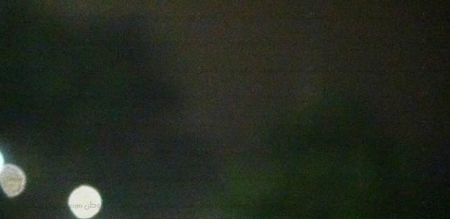 عاصفة ترابية تضرب محافظة أسوان ليلا