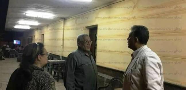 وزير النقل يستقل قطار من شراونة إدفو ليتابع حركة القطارات بأسوان