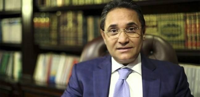 عبد الرحيم علي يكشف تفاصيل لقائه بسامي عنان قبل إعلان ترشحه للانتخابات
