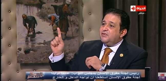 علاء عابد: لا يوجد سجناء رأي في عهد السيسي