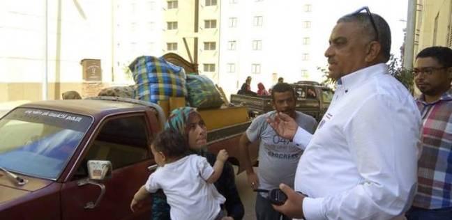 محافظ بورسعيد يشكر رئيس لجنة تطوير القابوطي لقرب انتهائه من عمله