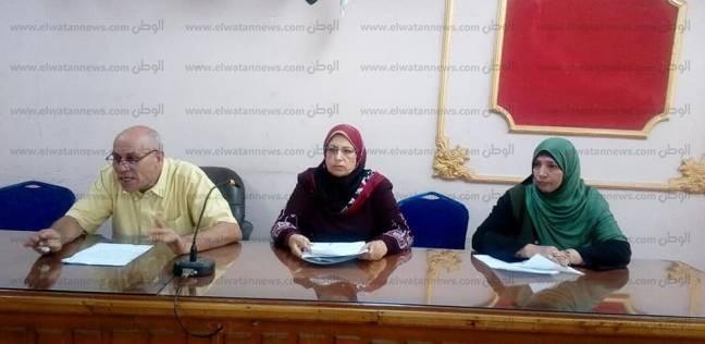 رئيس مدينة المحلة يوجه بإزالة التعديات على أراضي أملاك الدولة