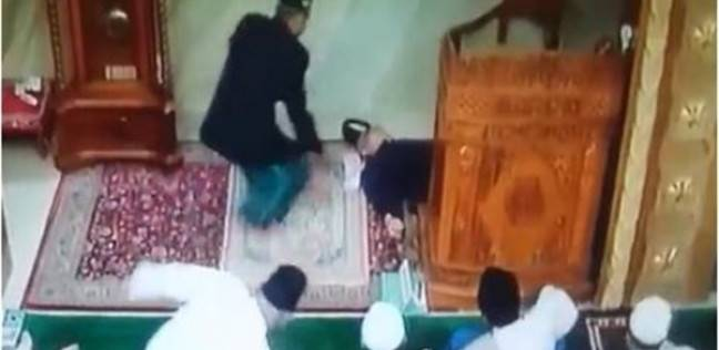 وفاة إمام مسجد