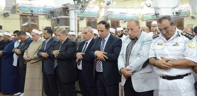 بالصور| محافظ الإسماعيلية يشهد أمسية الاحتفال بالعام الهجري الجديد