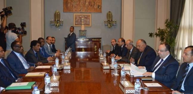 وزير الخارجية يلتقي نظيره السوداني.. ويطلعه على نتائج زيارته لإثيوبيا