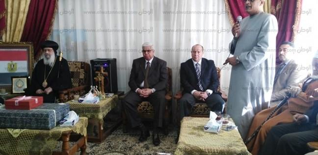 """""""أوقاف شمال سيناء"""" تقدم التهنئة للأقباط بمناسبة عيد الميلاد المجيد"""