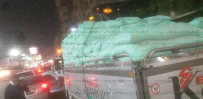 تموين المنوفية يشن حملة على الأسواق ويضبط كميات من الأرز والدقيق مجهولة المصدر