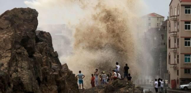 """وقف 337 رحلة جوية بسبب إعصار """"جونداري"""" في اليابان"""