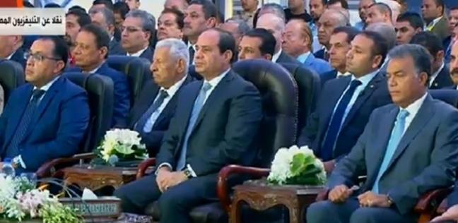 """السيسي يستنكر انتهاء مشروعات الطرق في 30 يونيو 2019: """"ليه كل ده؟"""""""