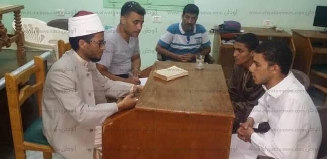 """بدء تنفيذ مسابقة القرآن الكريم بـ""""شباب بني سويف"""""""