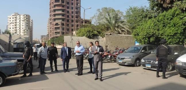 ضبط 9 متهمين في حملة أمنية بالفيوم