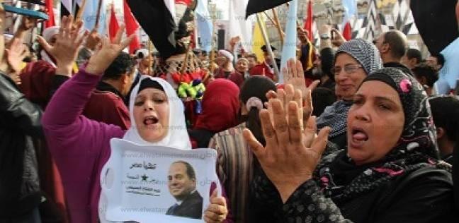 احتفالات فى شوارع وميادين القاهرة والمحافظات