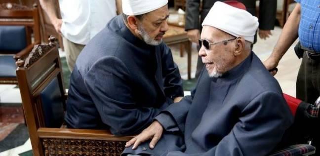 106 أعوام قضاها في خدمة الدعوة الإسلامية.. تعرف على أكبر معمري الأزهر