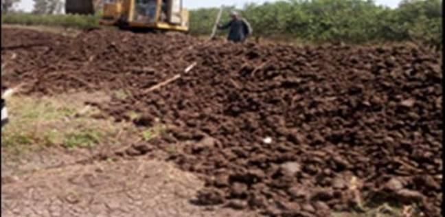 محافظ الشرقية: إحلال وتجديد شبكات الصرف المغطى لخدمة 5500 فدان