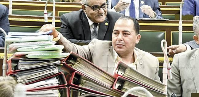 رئيس مجلس النواب: على «مرتضى» ضبط ألفاظه حتى لا يقع فى المحظور