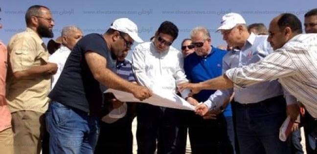 """بروتكول تعاون بين """"الري"""" و""""القوات المسلحة"""" لحماية مدن البحر الأحمر وجنوب سيناء من السيول"""