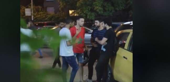 شاب مغربي يدعي أنه تائه في شوارع القاهرة