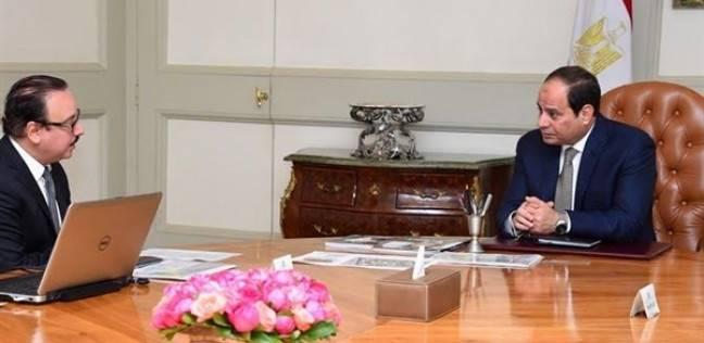 """وزير الاتصالات السابق: مشروع البنية المعلوماتية """"قومي بامتياز"""""""