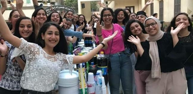 مدرسة راهبات تنظم حفل إفطار للطالبات.. درس وحدة وطنية