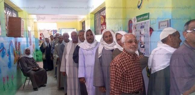 كبار السن يتصدرون مشهد الانتخابات في البحيرة