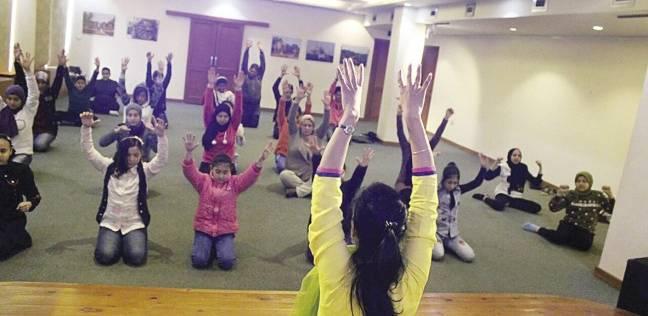 أطفال السيدة.. من لعب الشوارع لـ«اليوجا» فى «الثقافى الهندى»