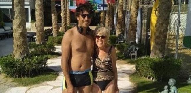 محمد وزوجته البريطانية