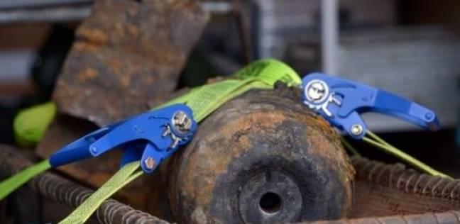 العثور على قنبلة من مخلفات الحرب العالمية الثانية في فرانكفورت