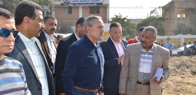 رفع قدرة 5 محولات بقرية النصر بالقنطرة غرب بالإسماعيلية