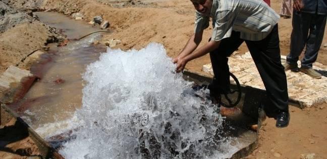 """""""الري"""": تجديد وترخيص 4607 آبار جوفية لأغراض الزراعة وتحلية المياه"""