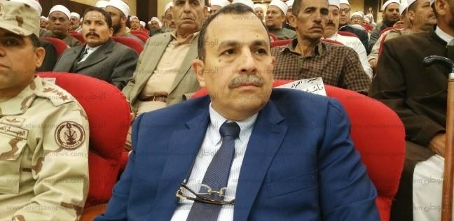 محافظ شمال سيناء يفتتح معرض الرياضيات بمدرسة ثانوية صناعية