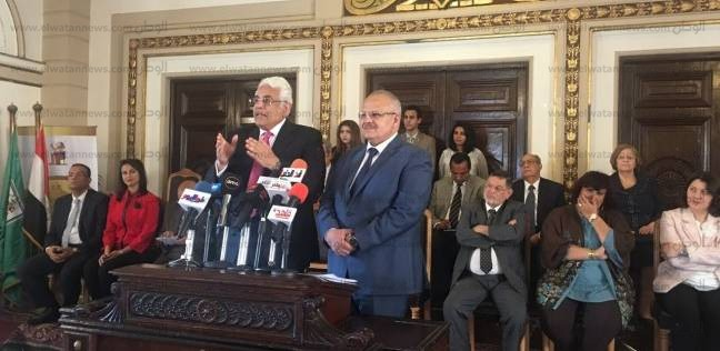 حسام بدراوي: لا يجب الخلط بين مجلسي الثقافة والتنوير وإدارة الجامعة