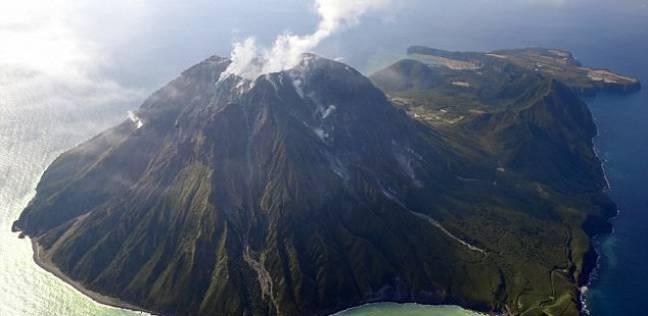 دراسة تحذر من بركان قد يمحي اليابان ويهدد بمقتل 100 مليون وغرق امريكا