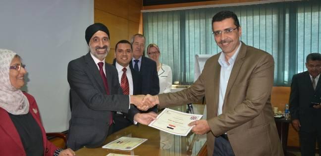 انتهاء البرنامج التدريبي للعاملين بالطيران المدني بشأن تطوير المنظومة الأمنية بالمطارات