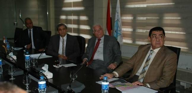 وزير البيئة ومحافظ جنوب سيناء يناقشان تطوير مدخل مدينة سانت كاترين