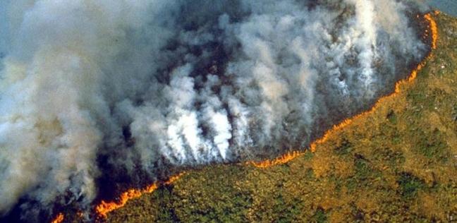 غابات الامازون تحترق منذ 3 أسابيع